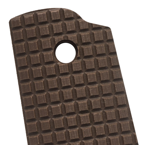 VZ FRAG Earth Brown G-10 1911 Grip Thumbnail.