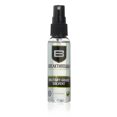Breakthrough© Military-Grade Solvent - 2oz Spray Bottle