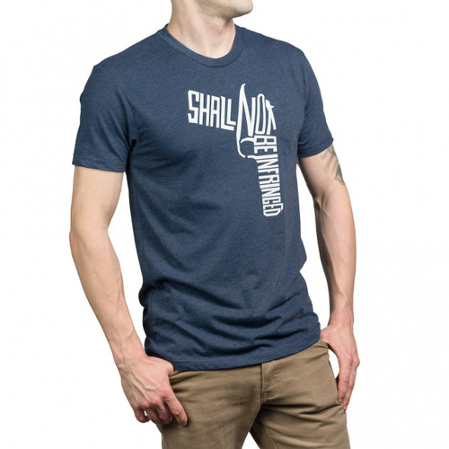 VZ Grips Shall Not Be Infringed T-Shirt