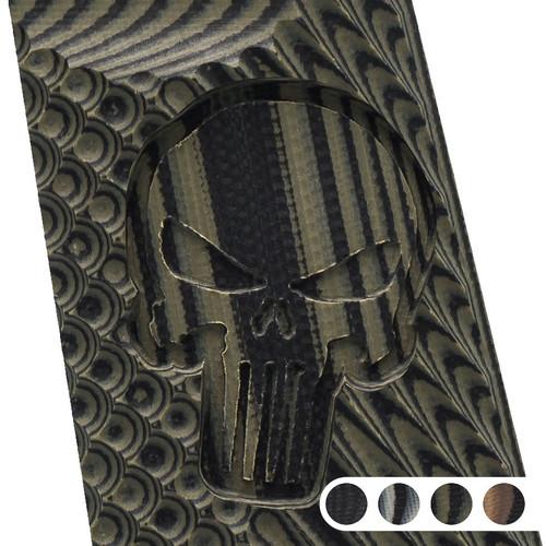 VZ's Castle G-10 1911 grips thumbnail.