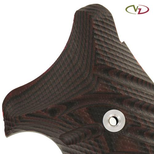 VZ Grips' VZ Twister G10 Grips for J-Frame Revolvers Thumbnail