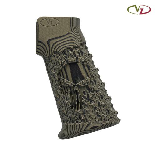AR-15 VZ Stipple - Castle Engraving