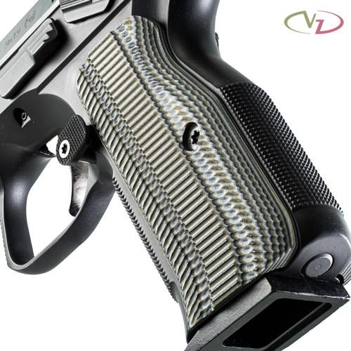 VZ Grips' Alien® CZ Shadow 2 Grip