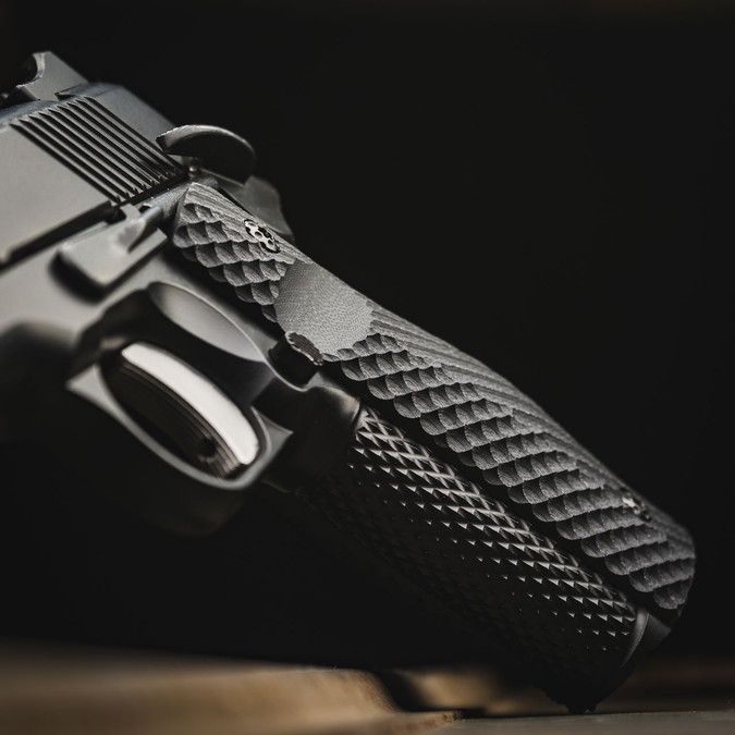 1911 VZ Palm Swell Operator II - Full Size Grips