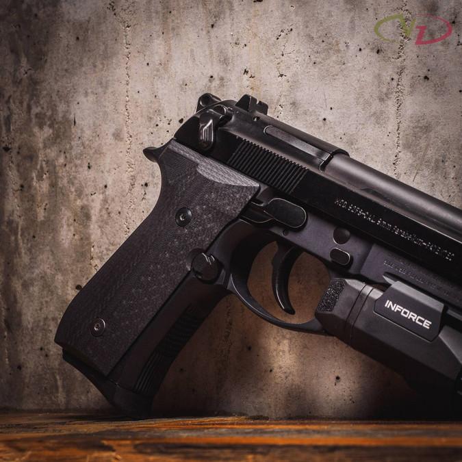Beretta 92 - VZ 320 Carbon Fiber