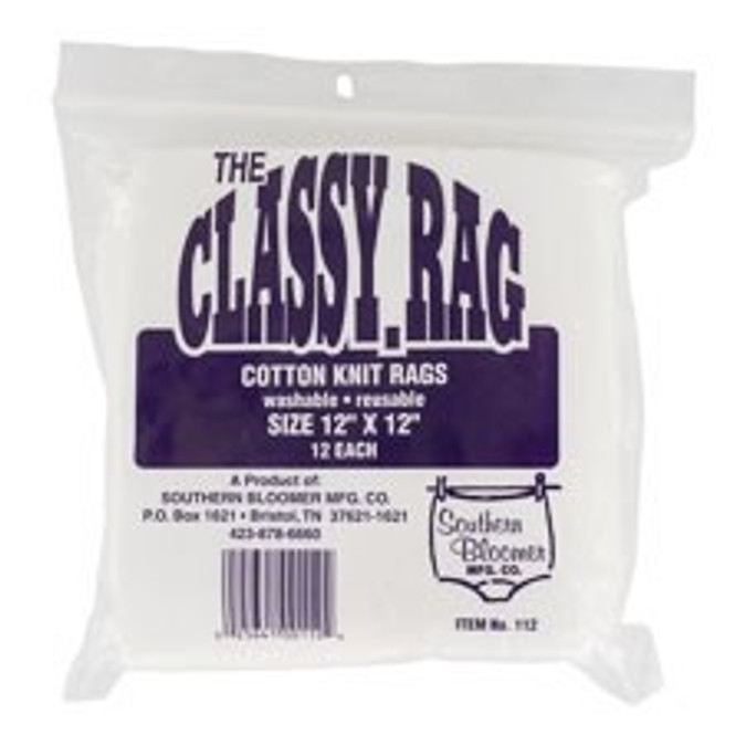 The Classy Rag Washable Cleaning Cotton