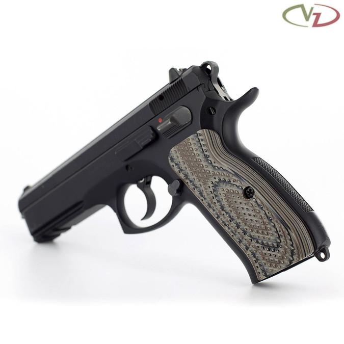 CZ 75 - Palm Swell - Diamond Back
