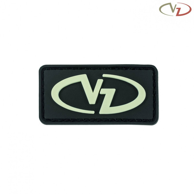 VZ Logo Glow In The Dark Patch