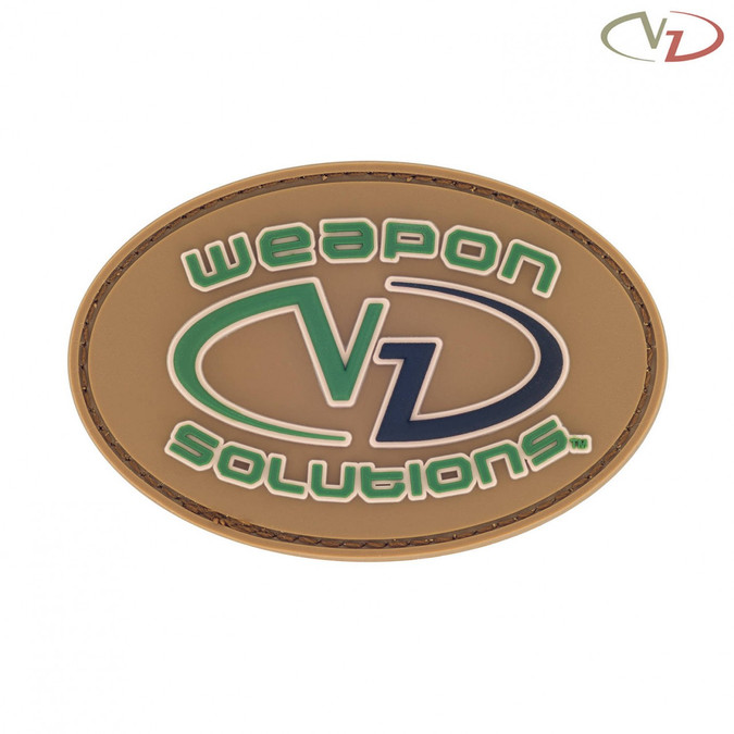 VZ Weapon Solutions Patch - Forest Camo