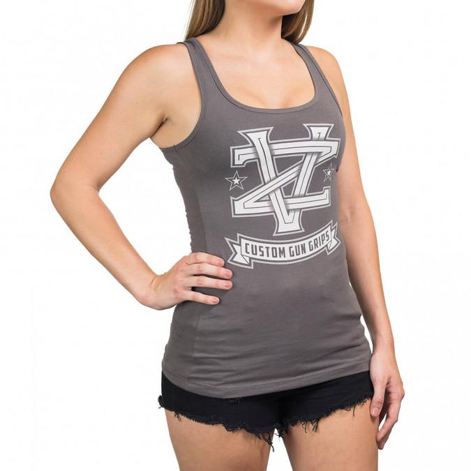 VZ Grips Varsity Logo Tank - Womens