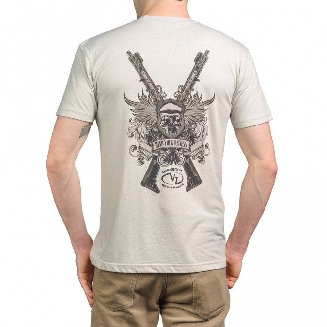 VZ Weapon Solutions Mind Your Business T-Shirt