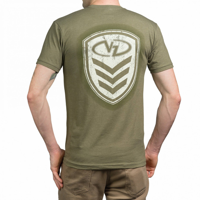 VZ Grips Chevron Shield T-Shirt