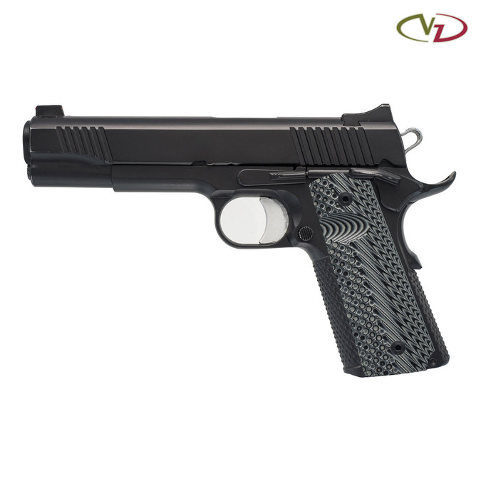 VZ Operator II™ on a black 1911.
