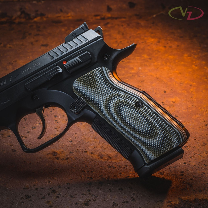 CZ Shadow 2 - VZ Razorback™ Palm Swell