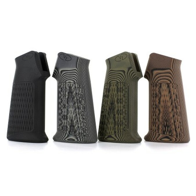 AR-15 Diamond Slant - Rifle Grip