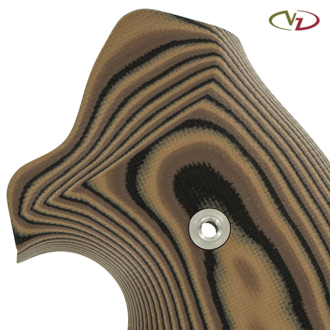 VZ Grips' VZ Wrap Around 320 G10 Grips for J-Frame Revolvers Thumbnail