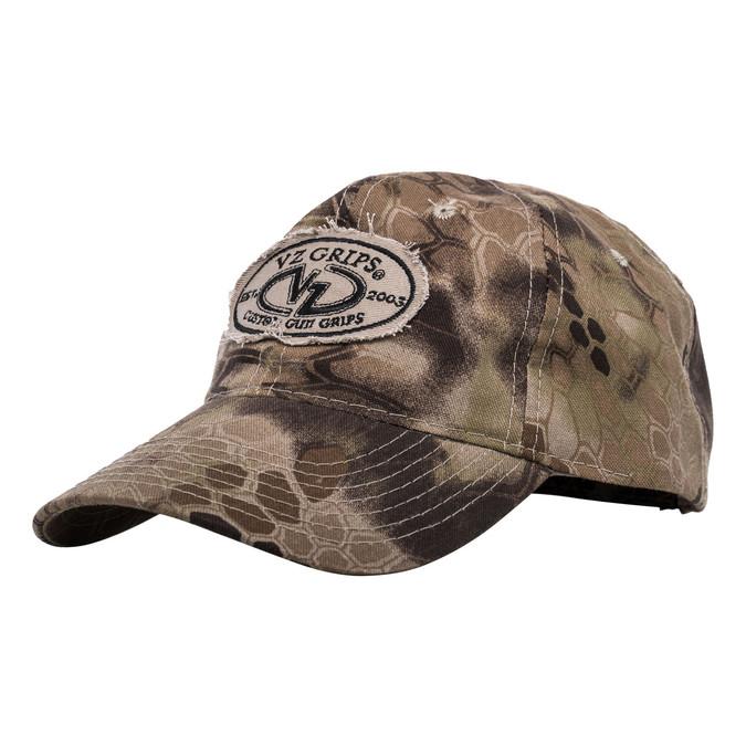 Kryptek Highlander Hat - Side