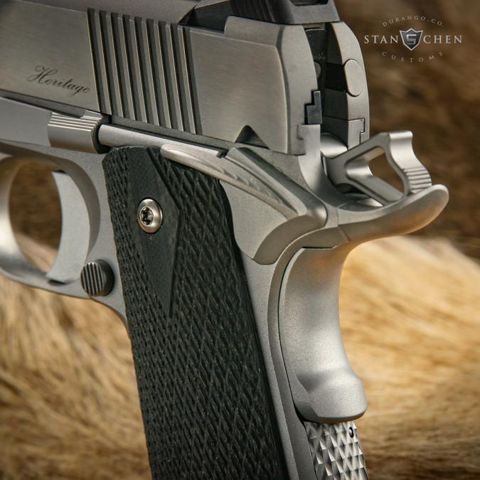 Chen Beavertail Grip Safety