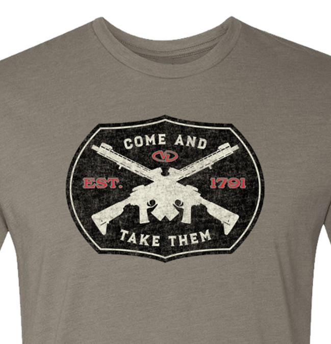 Come And Take Them T-Shirt