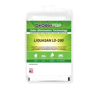 Photo of LiquaSan dry = 2 gal finished product