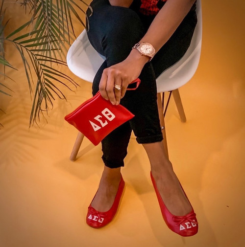 Delta Red  Slippers
