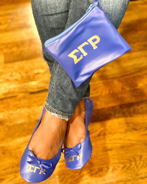 Sigma Gamma Rho Slippers