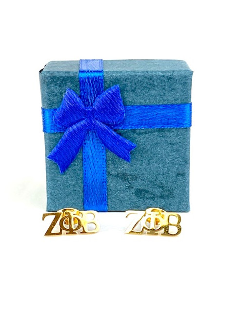 Zeta Phi Beta Earrings