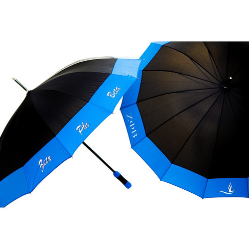 Zeta Phi Beta Classy Umbrella