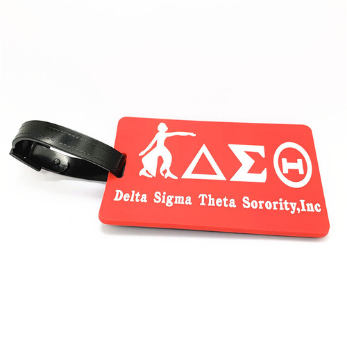 DST  Luggage Tag