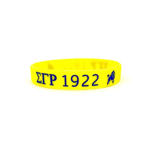 SGRho 1922 Silicone Bracelet