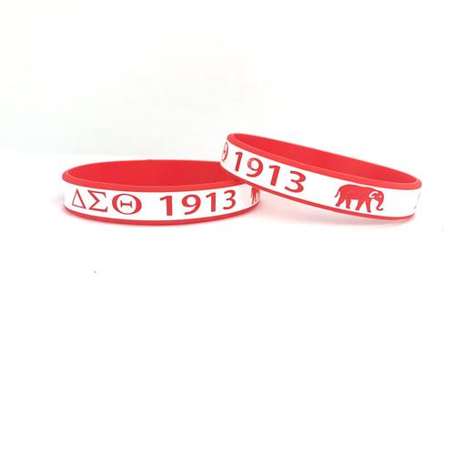 DST 1913 Silicone Bracelet