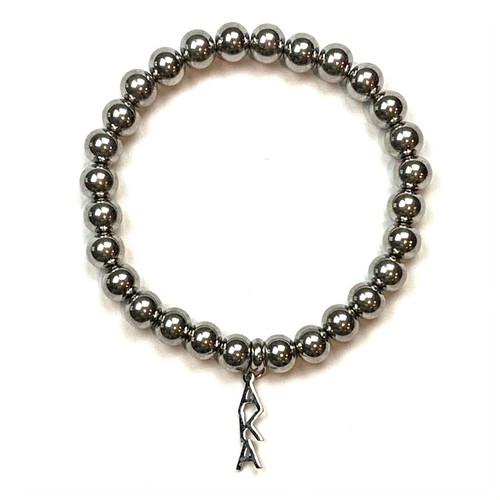 AKA Dangle Bead Bracelet