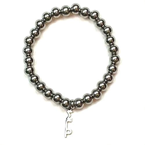 SGRho Dangle Bead Bracelet