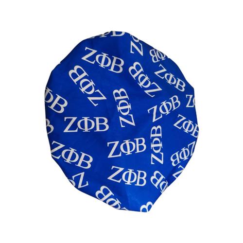 Zeta Phi Beta Hair Bonnet