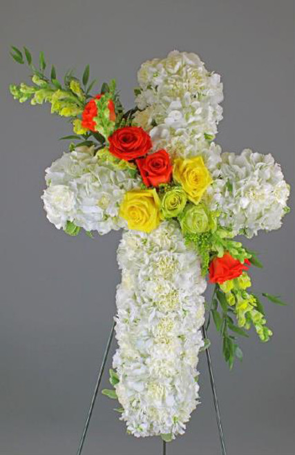 Bright Standing Cross-FNSTC-01