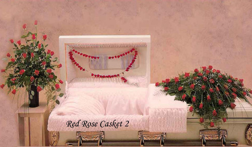 The Red Rose Tributes Package-FNARP-12