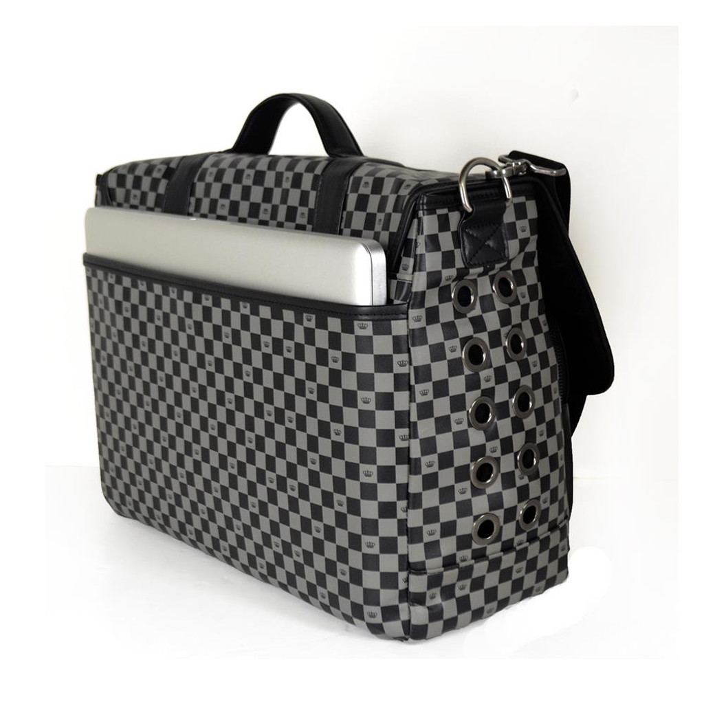 Luxe Check Messenger