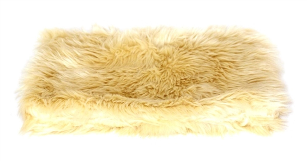 Camel Shag All Plush Crate Liner