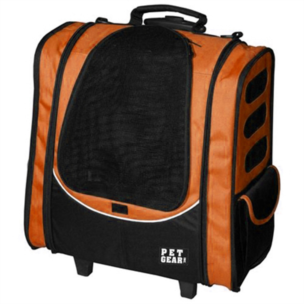 Pet Gear I-GO2 Escort Roller-Backpack - Copper