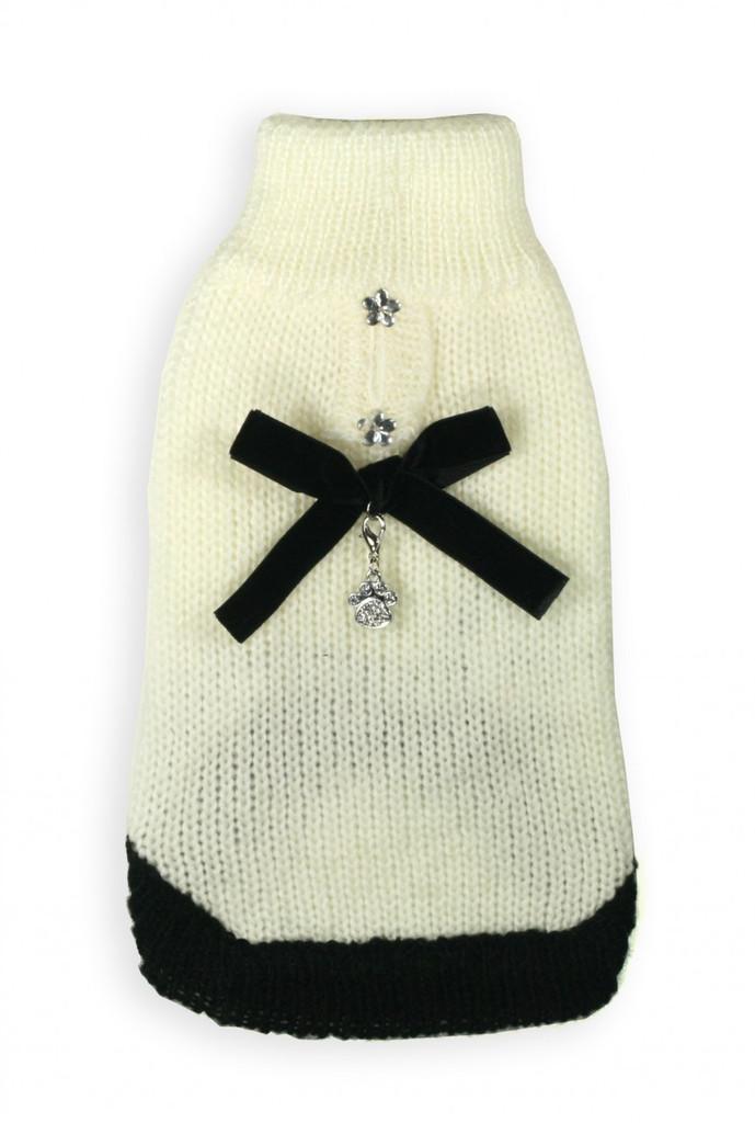Classic CoCo Mohair Sweater - Cream