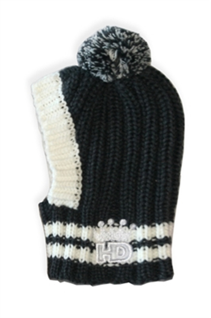 HD Crown Knit Hat - Grey