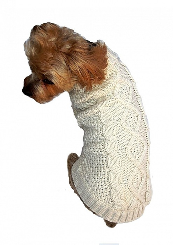 Irish Knit Cream