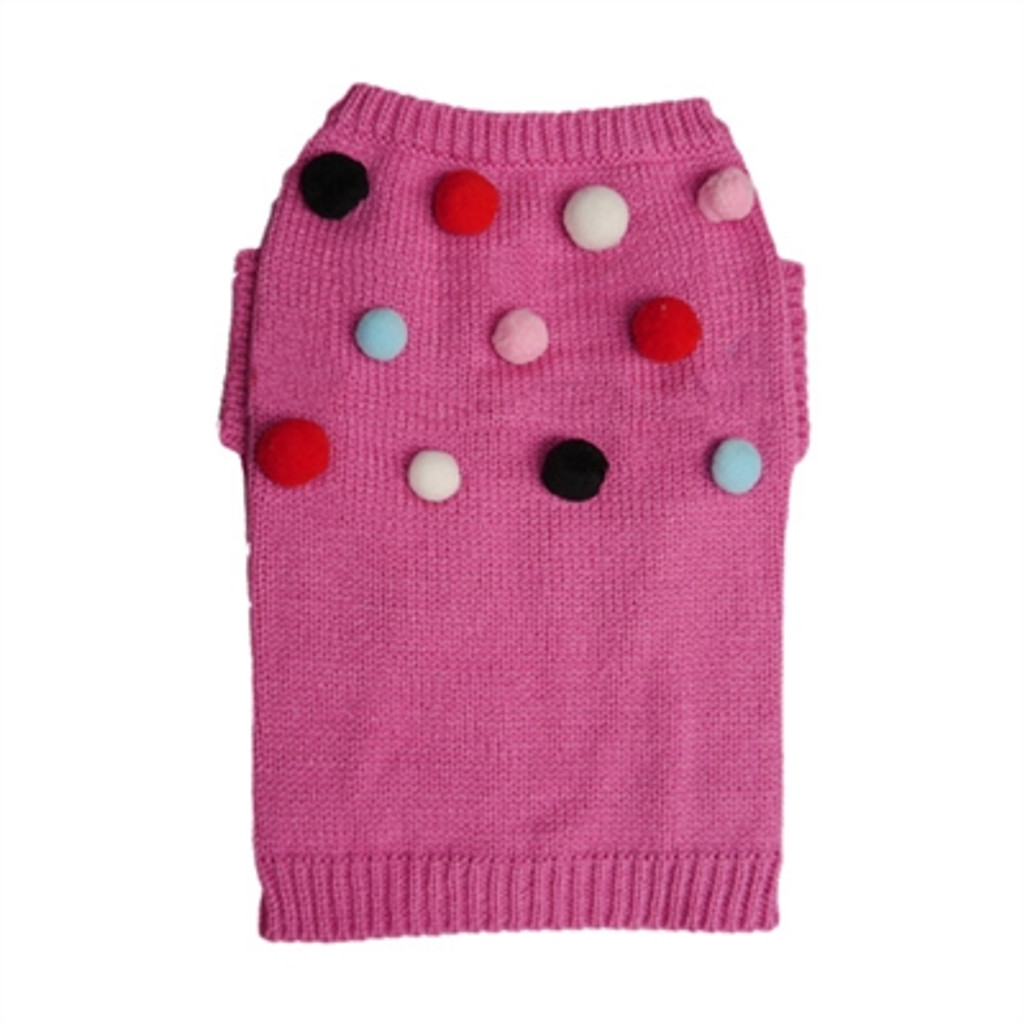 Dana Sweater - Pink