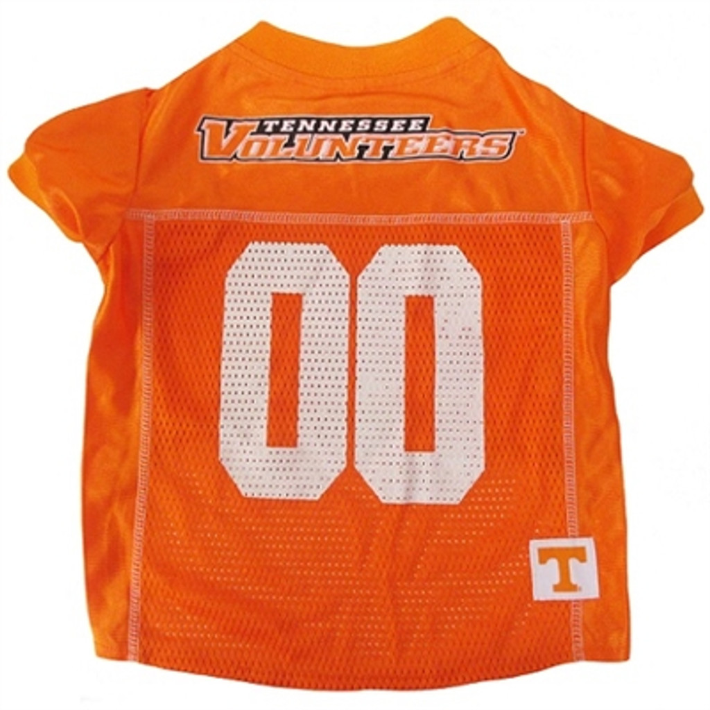 best website ea862 76d5a Tennessee Vols - Dog Jersey