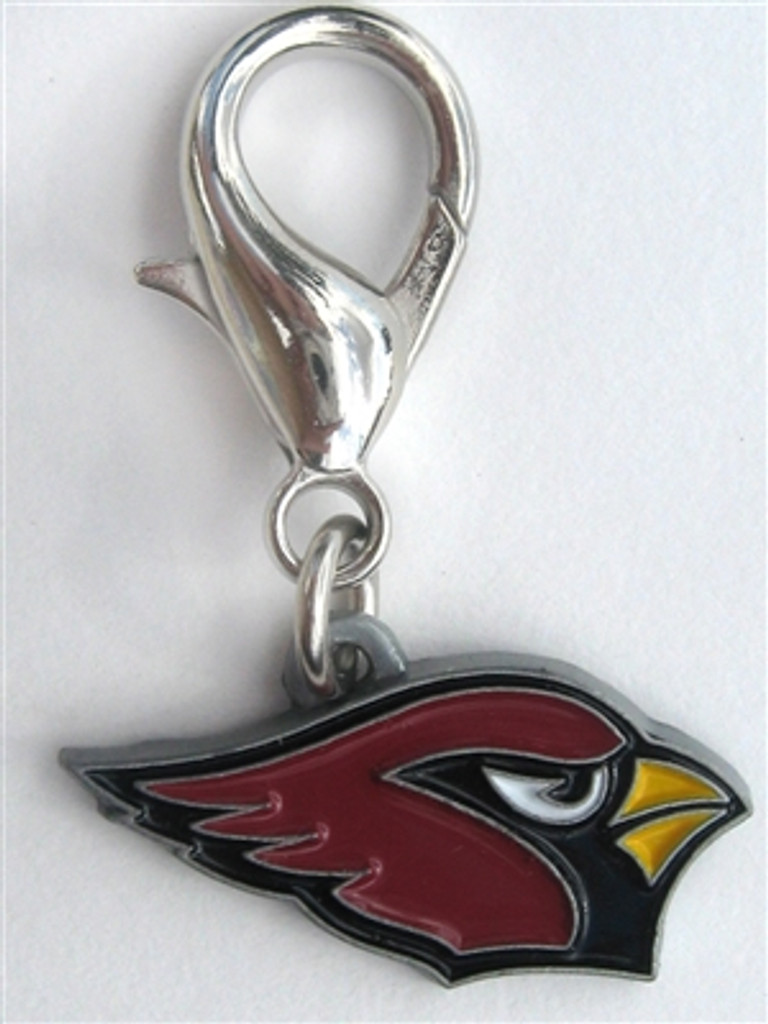NFL Licensed Arizona Cardinals Team Logo Charm
