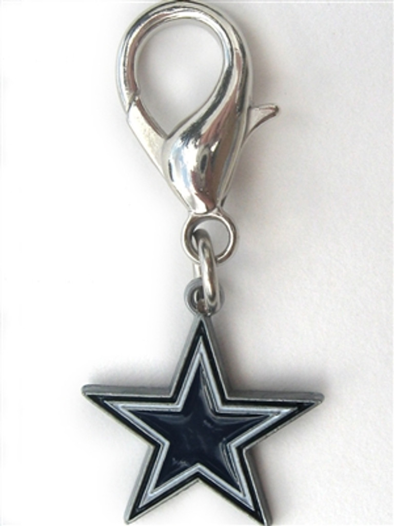 NFL Licensed Dallas Cowboys Team Logo Charm