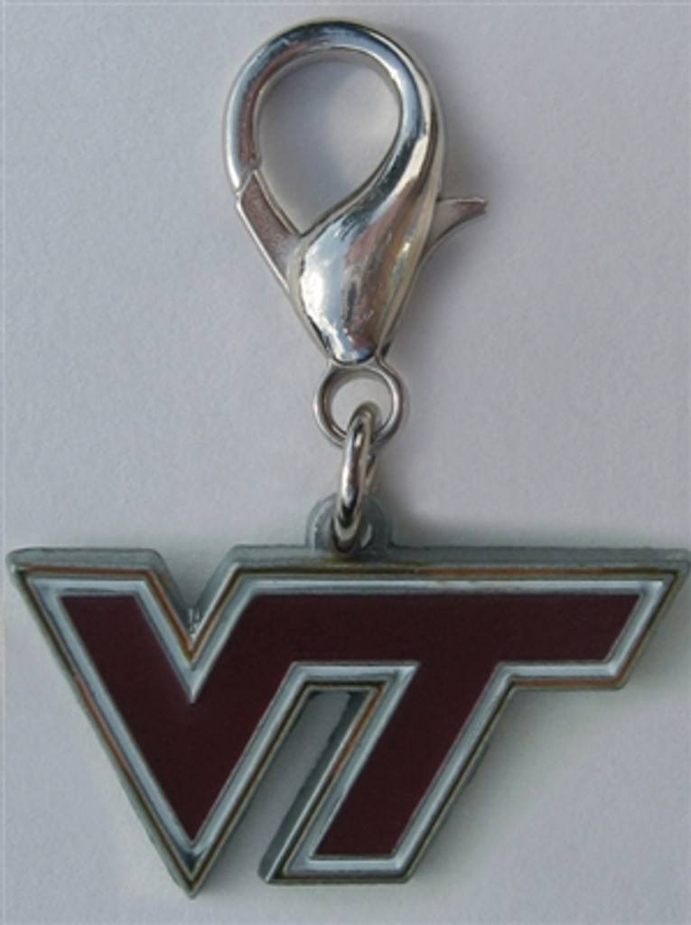 NCAA Licensed Team Charm - Virginia Tech Hokies