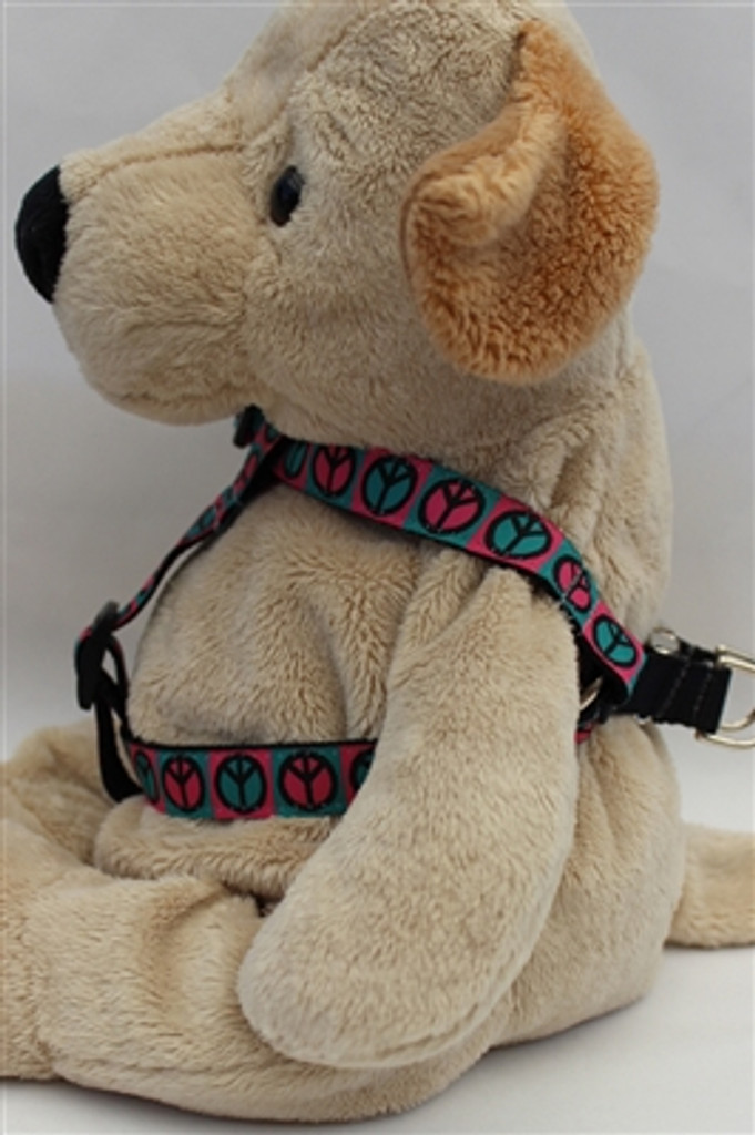 Hippie Hound Step In Harnesses All Metal Buckles