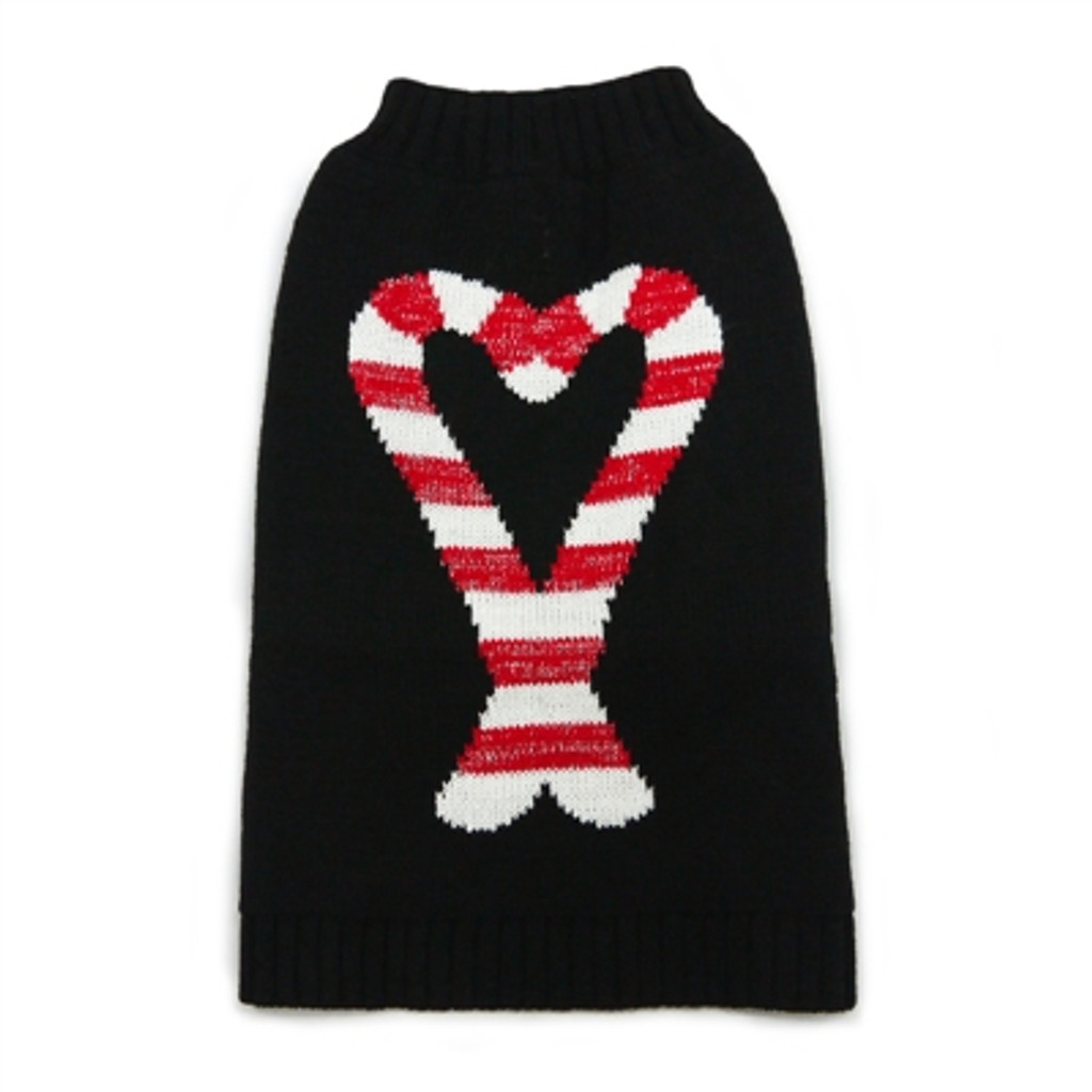 Candy Cane Sweater