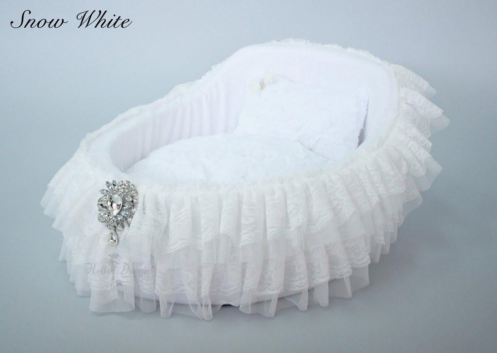 Crib Bed - Snow White